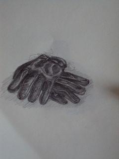 gants en cuirs